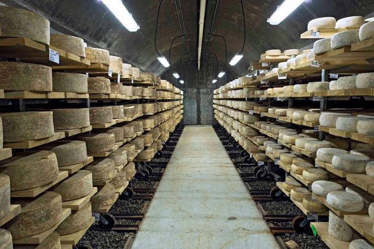 1.    The Cellars at Jasper Hill helps smaller farmers market their cheese.