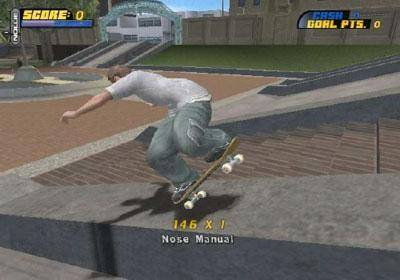 The fourth installment of Tony Hawk's Pro Skater built on the solid premise of the original hit