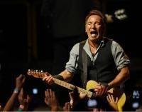 Bruce Springsteen brings fiery protest songs back to the music arena…