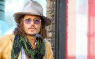 Johnny Depp has reduced his carbon footprint by making his island home in the Bahamas solar powered.