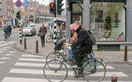 Amsterdam is one of the world's most bike-friendly cities