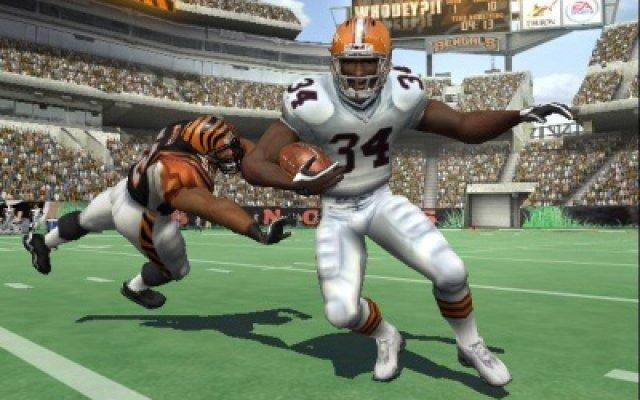 One of the best and most successful franchises ever - Madden!