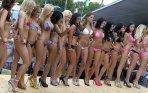 Ft. Lauderdale Bikini Contest--Hot Women in Winter!