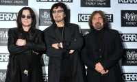 Black Sabbath is back (or at least three quarters of them).